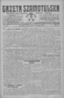 Gazeta Szamotulska: niezależne pismo narodowe, społeczne i polityczne 1925.12.10 R.4 Nr145