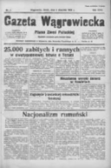 Gazeta Wągrowiecka: pismo ziemi pałuckiej 1938.01.05 R.18 Nr3