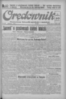 Orędownik: ilustrowany dziennik narodowy i katolicki 1938.06.21 R.68 Nr140