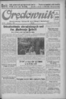 Orędownik: ilustrowany dziennik narodowy i katolicki 1938.06.22 R.68 Nr141