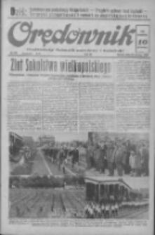 Orędownik: ilustrowany dziennik narodowy i katolicki 1938.06.28 R.68 Nr146