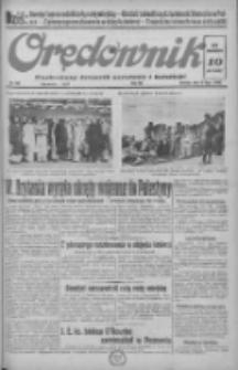 Orędownik: ilustrowany dziennik narodowy i katolicki 1938.07.09 R.68 Nr155