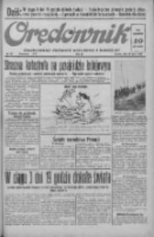 Orędownik: ilustrowany dziennik narodowy i katolicki 1938.07.16 R.68 Nr161