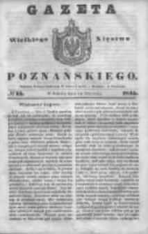 Gazeta Wielkiego Xięstwa Poznańskiego 1845.01.18 Nr15