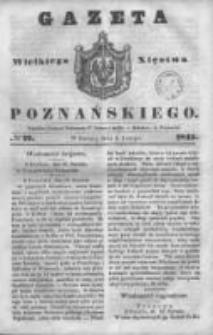 Gazeta Wielkiego Xięstwa Poznańskiego 1845.02.01 Nr27