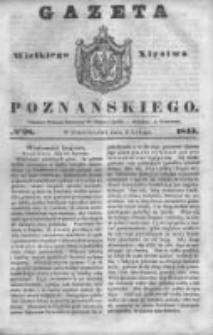 Gazeta Wielkiego Xięstwa Poznańskiego 1845.02.03 Nr28