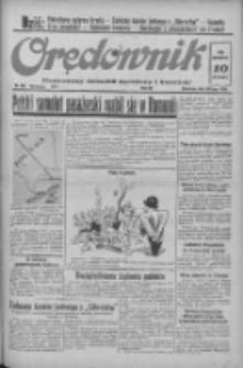 Orędownik: ilustrowany dziennik narodowy i katolicki 1938.07.24 R.68 Nr168