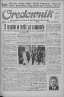 Orędownik: ilustrowany dziennik narodowy i katolicki 1938.07.26 R.68 Nr169