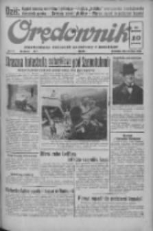Orędownik: ilustrowany dziennik narodowy i katolicki 1938.07.28 R.68 Nr171