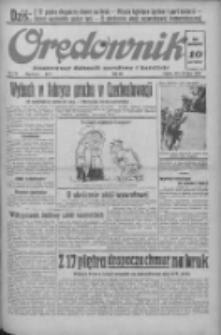 Orędownik: ilustrowany dziennik narodowy i katolicki 1938.07.29 R.68 Nr172