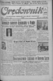 Orędownik: ilustrowany dziennik narodowy i katolicki 1938.08.09 R.68 Nr181