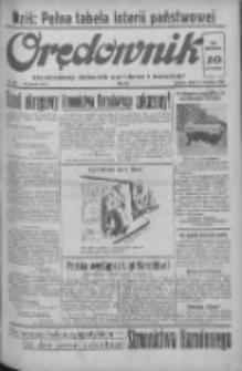 Orędownik: ilustrowany dziennik narodowy i katolicki 1938.08.13 R.68 Nr185