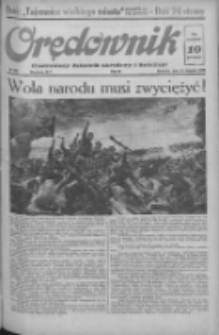 Orędownik: ilustrowany dziennik narodowy i katolicki 1938.08.14 R.68 Nr186