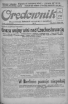 Orędownik: ilustrowany dziennik narodowy i katolicki 1938.08.31 R.68 Nr199