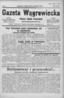Gazeta Wągrowiecka: pismo ziemi pałuckiej 1938.01.08 R.18 Nr5