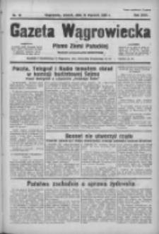Gazeta Wągrowiecka: pismo ziemi pałuckiej 1938.01.18 R.18 Nr13
