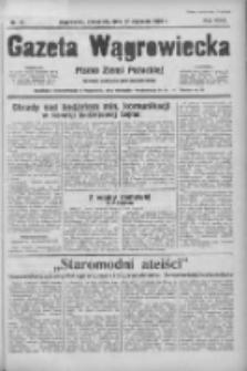 Gazeta Wągrowiecka: pismo ziemi pałuckiej 1938.01.27 R.18 Nr21