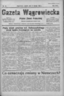 Gazeta Wągrowiecka: pismo ziemi pałuckiej 1938.02.11 R.18 Nr33
