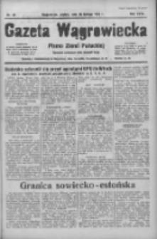 Gazeta Wągrowiecka: pismo ziemi pałuckiej 1938.02.18 R.18 Nr39