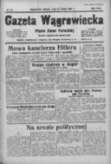Gazeta Wągrowiecka: pismo ziemi pałuckiej 1938.02.22 R.18 Nr42