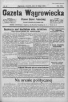 Gazeta Wągrowiecka: pismo ziemi pałuckiej 1938.02.24 R.18 Nr44