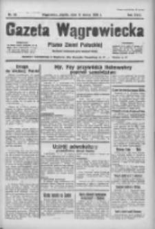 Gazeta Wągrowiecka: pismo ziemi pałuckiej 1938.03.18 R.18 Nr63