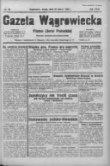 Gazeta Wągrowiecka: pismo ziemi pałuckiej 1938.03.23 R.18 Nr67