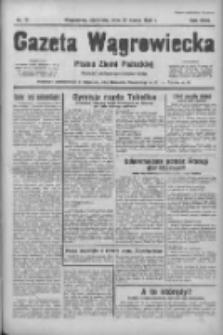 Gazeta Wągrowiecka: pismo ziemi pałuckiej 1938.03.27 R.18 Nr71