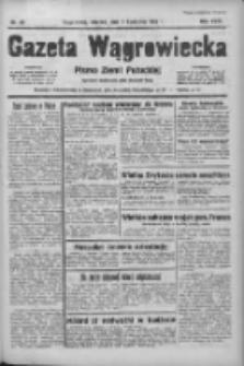 Gazeta Wągrowiecka: pismo ziemi pałuckiej 1938.04.05 R.18 Nr78