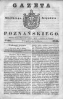 Gazeta Wielkiego Xięstwa Poznańskiego 1845.03.14 Nr62
