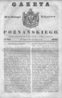 Gazeta Wielkiego Xięstwa Poznańskiego 1845.04.25 Nr95