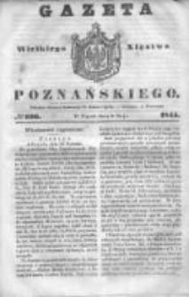 Gazeta Wielkiego Xięstwa Poznańskiego 1845.05.09 Nr106