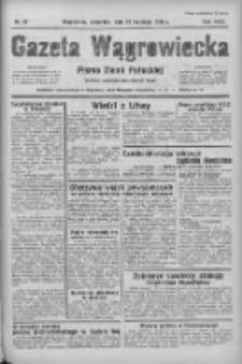 Gazeta Wągrowiecka: pismo ziemi pałuckiej 1938.04.28 R.18 Nr97
