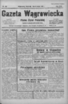 Gazeta Wągrowiecka: pismo ziemi pałuckiej 1938.05.08 R.18 Nr105