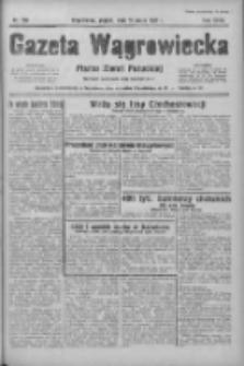 Gazeta Wągrowiecka: pismo ziemi pałuckiej 1938.05.13 R.18 Nr109