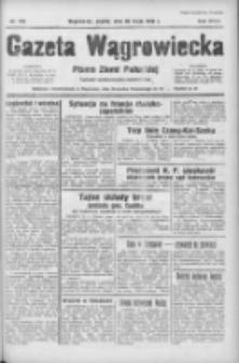 Gazeta Wągrowiecka: pismo ziemi pałuckiej 1938.05.20 R.18 Nr115