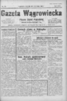 Gazeta Wągrowiecka: pismo ziemi pałuckiej 1938.05.24 R.18 Nr118
