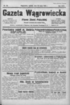 Gazeta Wągrowiecka: pismo ziemi pałuckiej 1938.05.28 R.18 Nr121