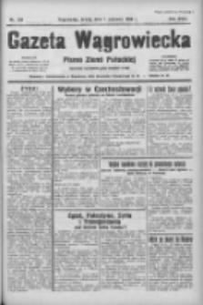 Gazeta Wągrowiecka: pismo ziemi pałuckiej 1938.06.01 R.18 Nr124