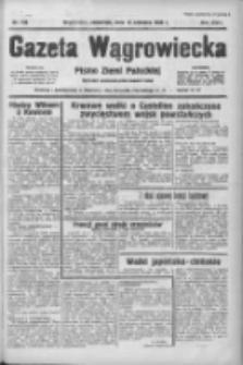 Gazeta Wągrowiecka: pismo ziemi pałuckiej 1938.06.16 R.18 Nr136