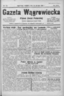 Gazeta Wągrowiecka: pismo ziemi pałuckiej 1938.06.19 R.18 Nr138