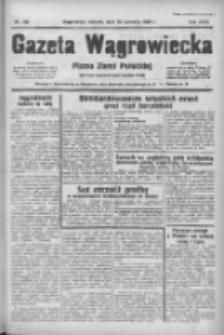 Gazeta Wągrowiecka: pismo ziemi pałuckiej 1938.06.28 R.18 Nr145