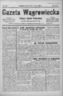 Gazeta Wągrowiecka: pismo ziemi pałuckiej 1938.07.13 R.18 Nr157