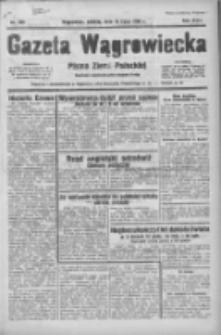 Gazeta Wągrowiecka: pismo ziemi pałuckiej 1938.07.16 R.18 Nr160