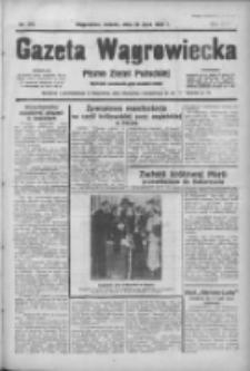 Gazeta Wągrowiecka: pismo ziemi pałuckiej 1938.07.23 R.18 Nr166