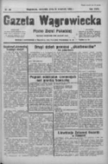 Gazeta Wągrowiecka: pismo ziemi pałuckiej 1938.04.24 R.18 Nr94