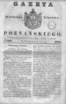Gazeta Wielkiego Xięstwa Poznańskiego 1845.06.10 Nr132