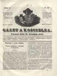 Gazeta Kościelna 1847.12.27 R.5 Nr52