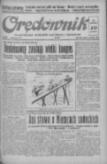 Orędownik: ilustrowany dziennik narodowy i katolicki 1938.09.08 R.68 Nr206