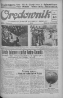 Orędownik: ilustrowany dziennik narodowy i katolicki 1938.09.13 R.68 Nr210